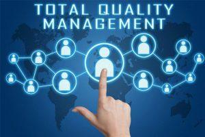 پرسشنامه مدیریت کیفیت جامع – وانگ و همکاران (۲۰۱۲)