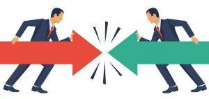 پرسشنامه تعارض سازمانی بین فردی اشراقی و همکاران (۱۳۸۸)