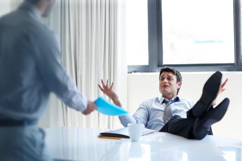 پرسشنامه رفتارهای کار مخرب – اسپکتور و همکاران (۲۰۰۶)