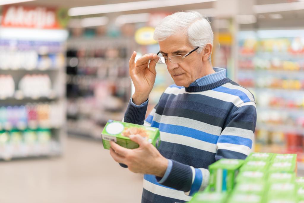 پرسشنامه ویژگی های برچسب های مواد غذایی از دیدگاه مصرف کنندگان – میرقطبی و همکاران (۱۳۹۵)