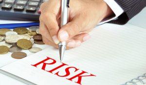 پرسشنامه بررسی میزان توجه و درک ریسک در بانک