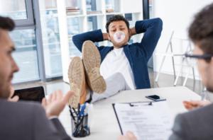 پرسشنامه ارزیابی ارتکاب بی نزاکتی در محیط کار – بلو و آندرسون (۲۰۰۵)