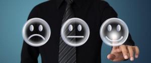 پرسشنامه بررسی میزان رضایت مشتریان بانک