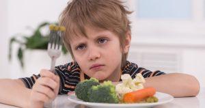 پرسشنامه رایگان غربالگری خطر سوءتغذیه STRONGkids