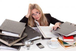 پرسشنامه رایگان منبع استرس (شغل)