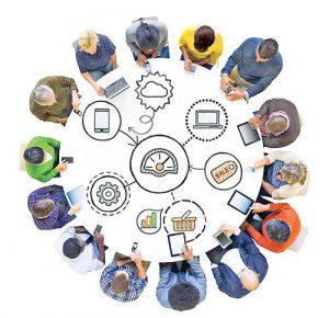 پرسشنامه بررسی فضای یادگیری مشارکتی در سازمان