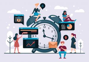 پرسشنامه فنون مدیریت زمان