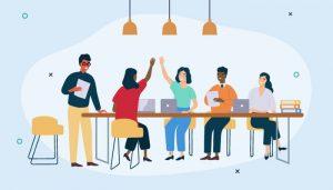پرسشنامه روحیه کار تیمی – کون می و همکاران (۲۰۱۰)