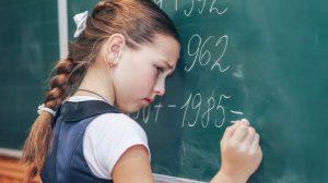پرسشنامه اضطراب ریاضی – پلیک و پارکر (۱۹۸۲) – ۲۰ گویه ای