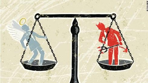 پرسشنامه ارزیابی ایدئولوژی های اخلاقی (وضعیت اخلاقی)