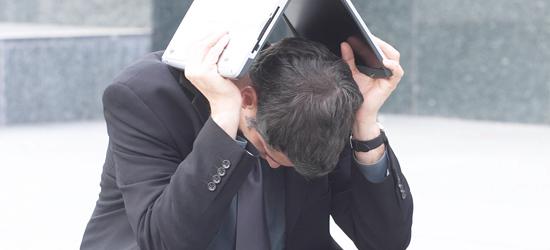 ارزیابی شکست های شناختی شغلی