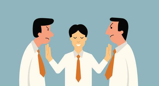 پرسشنامه بررسی سبک مدیریت تضاد استفاده شده توسط افراد