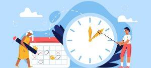 پرسشنامه بررسی میزان استفاده از فنون مدیریت زمان در انجام فعالیتها
